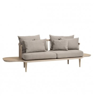 FLY SC3 2-Seater Sofa w/ Side Tables