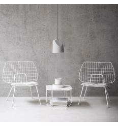 WM String Lounge Chair - Set of Two