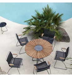 Circle Outdoor Table