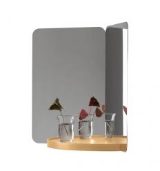 124 Degree Mirror